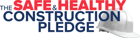 The Safe and Healthy Construction Pledge Logo